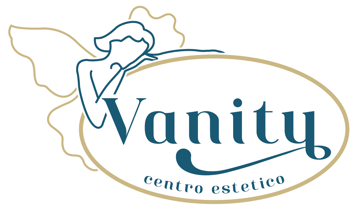 logo Vanity centro estetico con fata